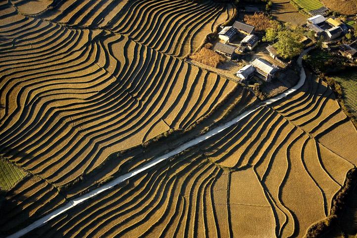美国摄影师乔治·斯坦梅茨(George Steinmetz)的摄影集 - wuwei1101 - 西花社