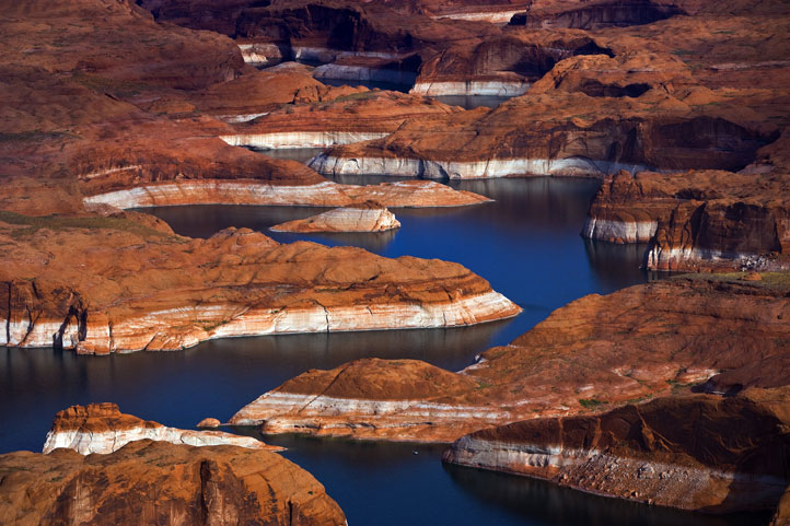 lake powell wallpaper. Photo: Lake Powell