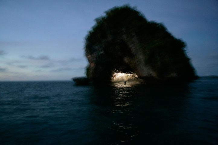 Photo: Bone cave