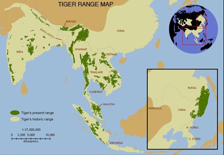 Tiger_range_map_1