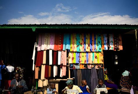 Clothesmarketrwanda